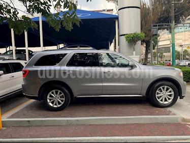 Foto venta Auto usado Dodge Durango 3.6L V6 SXT PLUS (2015) color Plata precio $329,703