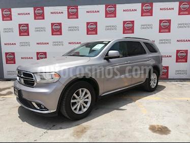 Foto venta Auto usado Dodge Durango 3.6L V6 SXT PLUS (2015) color Plata Martillado precio $324,500
