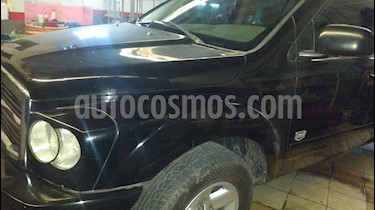 Foto venta Auto usado Dodge Durango 4.7L SLT 4x2 (2006) color Negro precio $125,000
