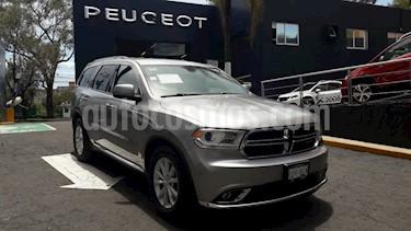 Foto venta Auto usado Dodge Durango 4.7L SXT 4x2 (2015) color Plata precio $329,900