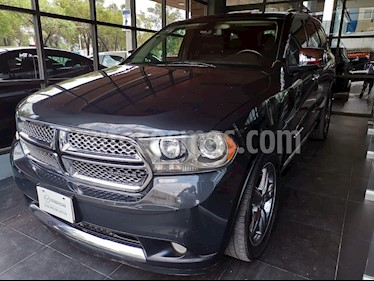 Foto venta Auto usado Dodge Durango 5.7L Citadel 4x4 V8 (2012) color Gris Grafito precio $253,000