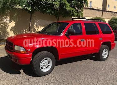Foto Dodge Durango 5.7L Citadel 4x4 V8 usado (2000) color Rojo precio $45,000