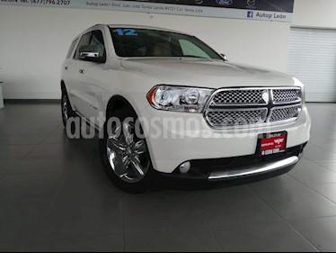 Foto venta Auto usado Dodge Durango 5.7L Citadel 4x4 V8 (2012) color Blanco precio $310,000