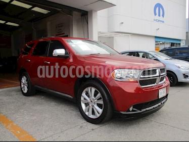 Foto venta Auto usado Dodge Durango 5.7L Crew Luxe 4x2 V8 (2012) color Rojo Infierno precio $289,000