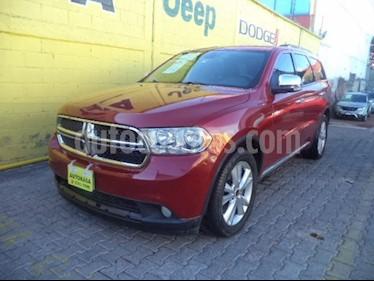 Foto venta Auto usado Dodge Durango 5.7L Crew Luxe 4x2 V8 (2012) color Rojo Infierno precio $285,000