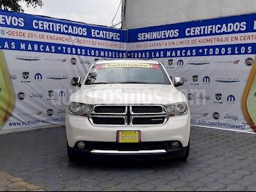 Foto Dodge Durango 5.7L Crew Luxe 4x2 V8 usado (2012) color Blanco precio $580,000