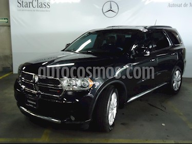 Foto venta Auto Seminuevo Dodge Durango 5.7L Crew Luxe 4x2 V8 (2012) color Negro precio $269,000