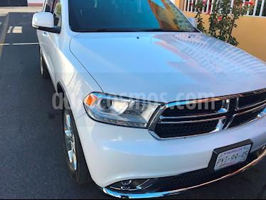 Foto Dodge Durango 5.7L Limited 4x2 usado (2015) color Blanco precio $400,000