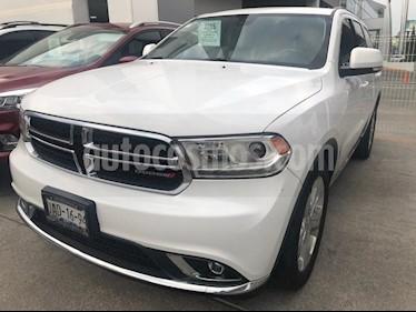Foto venta Auto usado Dodge Durango 5.7L Limited 4x2 (2015) color Blanco precio $390,000