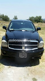Foto venta Auto usado Dodge Durango 5.7L Limited 4x4 (2004) color Negro precio $75,000