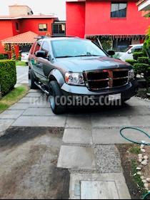 Foto venta Auto usado Dodge Durango 5.7L SLT 4x2 (2007) color Gris precio $147,500