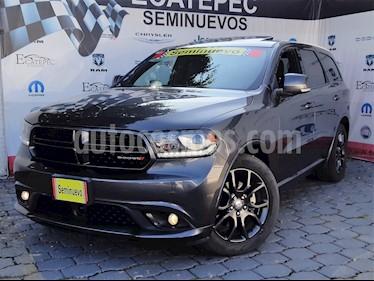 Foto venta Auto Seminuevo Dodge Durango 5.7L V8 R/T (2016) color Granito precio $549,000