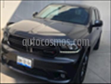 Foto Dodge Durango 5.7L V8 R/T usado (2016) color Gris Oscuro precio $490,000