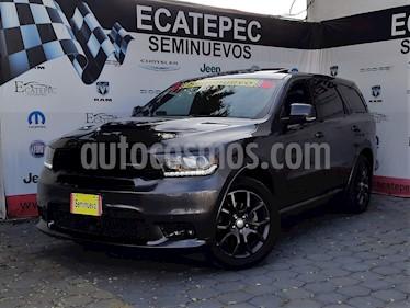 Foto venta Auto usado Dodge Durango 5.7L V8 R/T (2018) color Granito precio $789,000