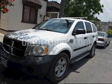Foto venta Auto usado Dodge Durango 5.9L SLT 4x4 Plus (2008) color Blanco precio $120,000