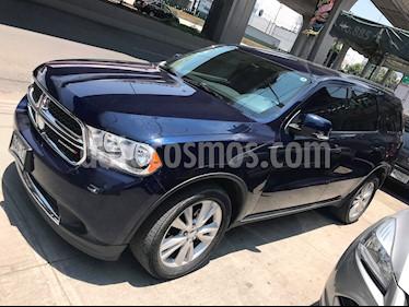 Foto venta Auto usado Dodge Durango 5p Citadel V8/5.7 Aut (2012) color Azul precio $259,900