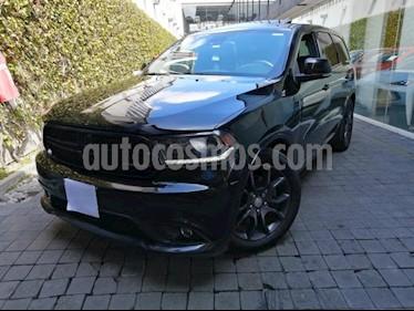 Foto Dodge Durango 5P R/T V8 5.7L TA QC PIEL DVD GPS RA-20 usado (2017) color Negro precio $545,000