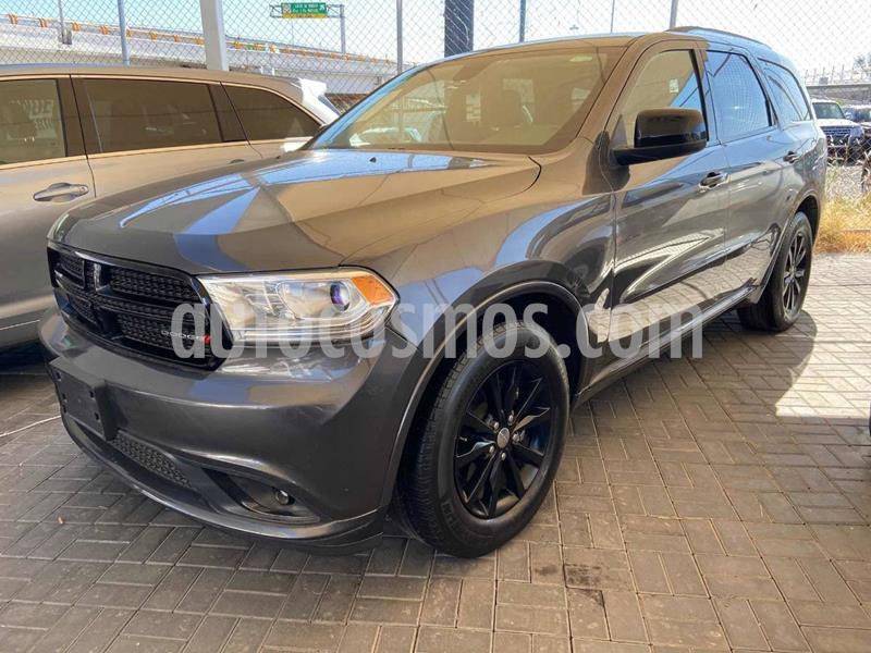 Dodge Durango 3.6L V6 SXT PLUS usado (2015) color Negro precio $350,000