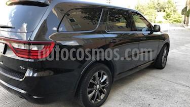 Dodge Durango 5P R/T V8/5.7 AUT usado (2016) color Negro precio $450,000