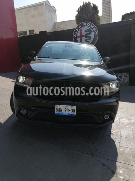 Dodge Durango 5.7L V8 R/T usado (2017) color Negro precio $570,000