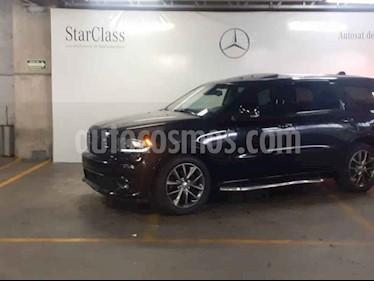 Dodge Durango 5.7L V8 R/T usado (2015) color Negro precio $769,000
