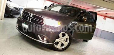 Dodge Durango 5p Limited V6/3.6 Aut usado (2015) color Gris precio $379,000