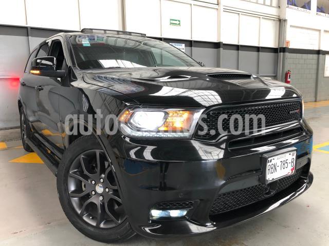 Dodge Durango 5P R/T V8 5.7L TA QC PIEL GPS RA-20 usado (2018) color Amarillo precio $649,000