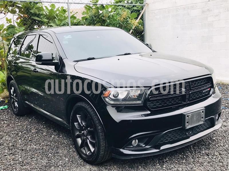 Dodge Durango 5.7L V8 R/T usado (2017) color Negro precio $510,000