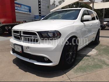 Dodge Durango 5.7L V8 R/T usado (2017) color Blanco Perla precio $585,000
