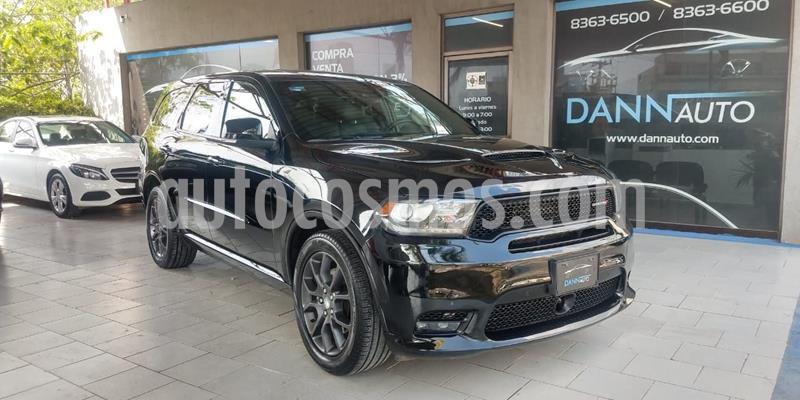 Dodge Durango 5.7L V8 R/T usado (2018) color Negro precio $649,000