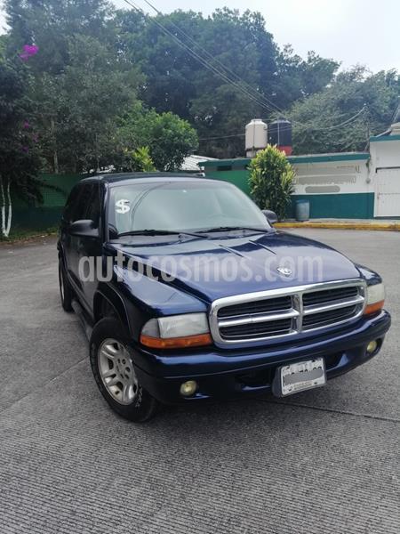 Dodge Durango 4.7L SLT 4x2 usado (2003) color Azul precio $49,000