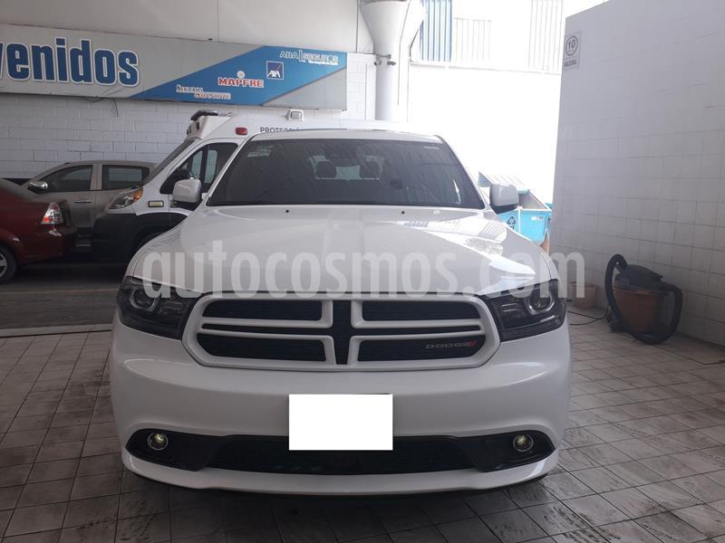 Dodge Durango 5.7L V8 R/T usado (2017) color Blanco precio $520,000