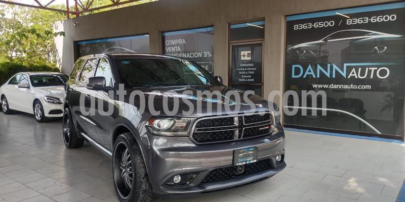 Dodge Durango 5.7L V8 R/T usado (2016) color Gris Oscuro precio $399,000