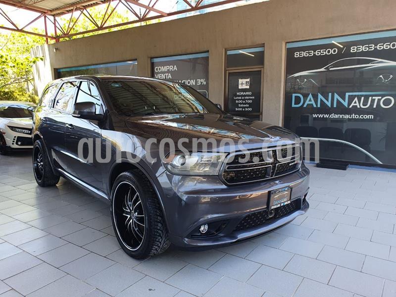 Dodge Durango 5.7L V8 R/T usado (2016) color Gris Oscuro precio $419,000