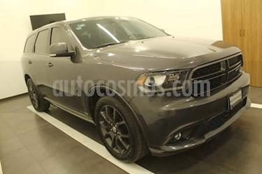 Dodge Durango 5p R/T V8/5.7 Aut usado (2017) color Gris precio $575,000