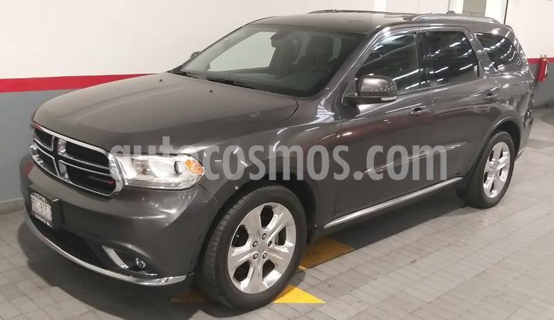 Dodge Durango 3.6L V6 Limited usado (2014) color Gris precio $289,000
