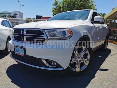 Dodge Durango 5.7L Limited 4x2 usado (2014) color Blanco precio $265,000