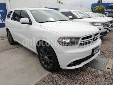 Dodge Durango 5.7L V8 R/T usado (2017) color Blanco precio $550,000