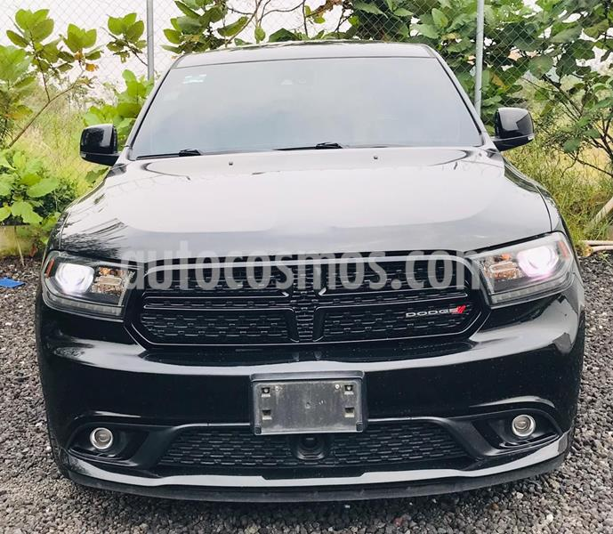 Dodge Durango 5.7L V8 R/T usado (2017) color Negro precio $520,000