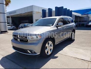 Dodge Durango 5P LIMITED V6 3.6 AUT usado (2015) color Plata precio $305,000