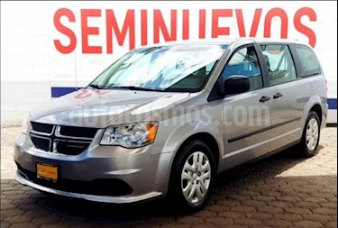 Foto Dodge Grand Caravan 5P SE TA VE DEL. R-17 usado (2017) color Plata precio $299,000