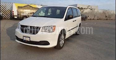 foto Dodge Grand Caravan SE usado (2017) color Blanco precio $169,900