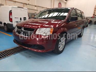 Dodge Grand Caravan 5P SE TA VE DEL. R-17 usado (2017) color Rojo precio $330,000