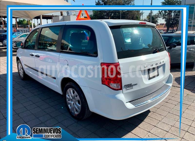 Dodge Grand Caravan SE usado (2018) color Blanco precio $235,000