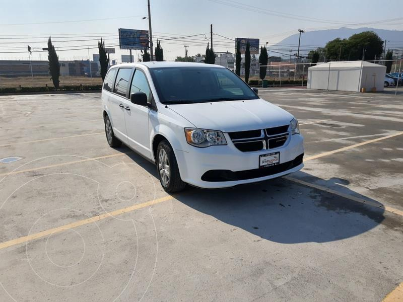 Foto Dodge Grand Caravan SE usado (2018) color Blanco precio $289,900