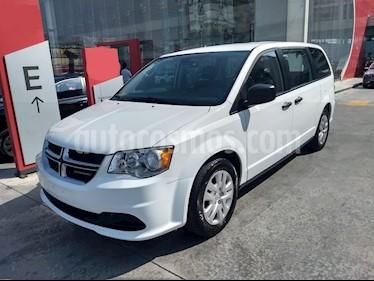 Foto Dodge Grand Caravan SE usado (2018) color Blanco precio $268,000
