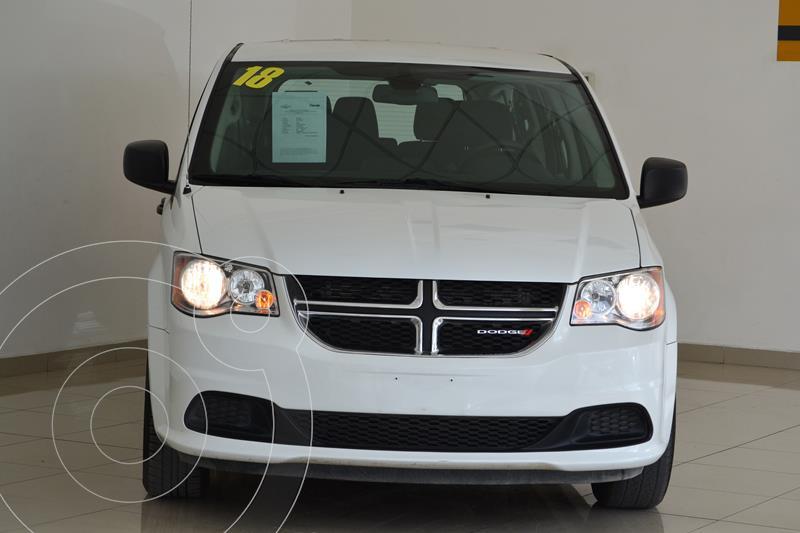 Foto Dodge Grand Caravan SE usado (2018) color Blanco precio $308,000