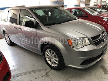 Dodge Grand Caravan SXT+ usado (2017) color Plata Martillado precio $335,000