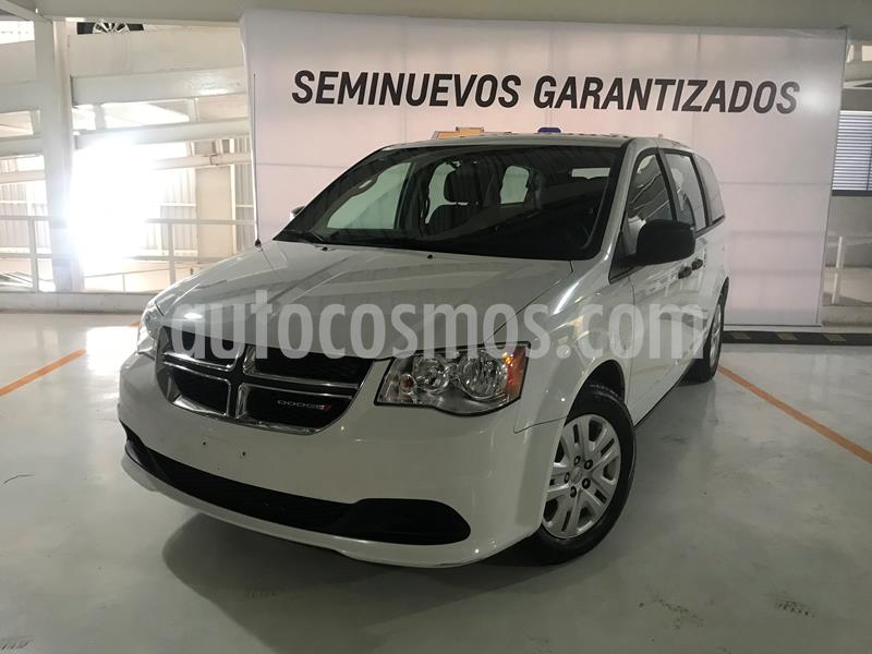 Dodge Grand Caravan SE usado (2018) color Blanco precio $275,000
