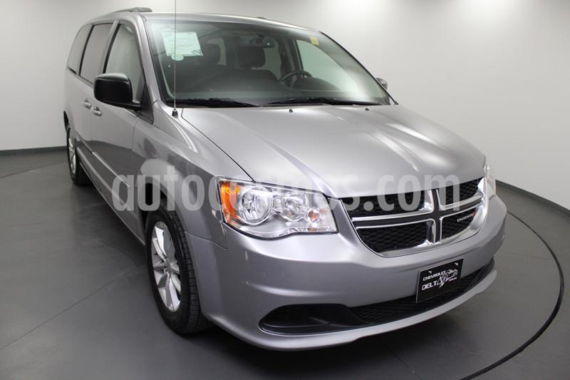 Dodge Grand Caravan SXT+ usado (2017) color Plata Martillado precio $316,900